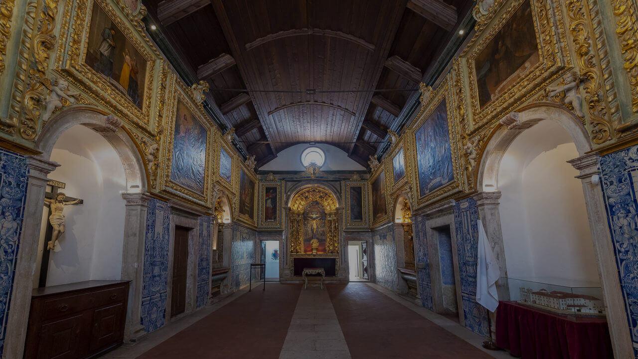 Capela Dourada da Misericórdia de Santarém