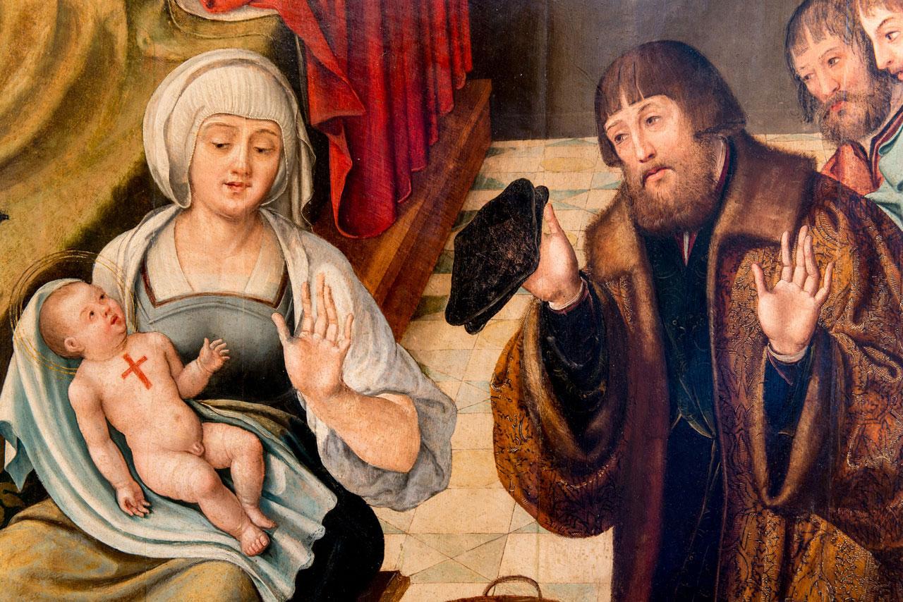 Natividade e Adolescência de São Roque