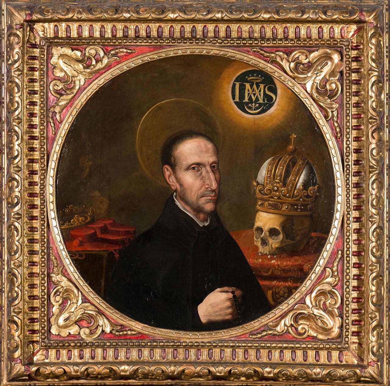 Retrato de São Francisco de Borja