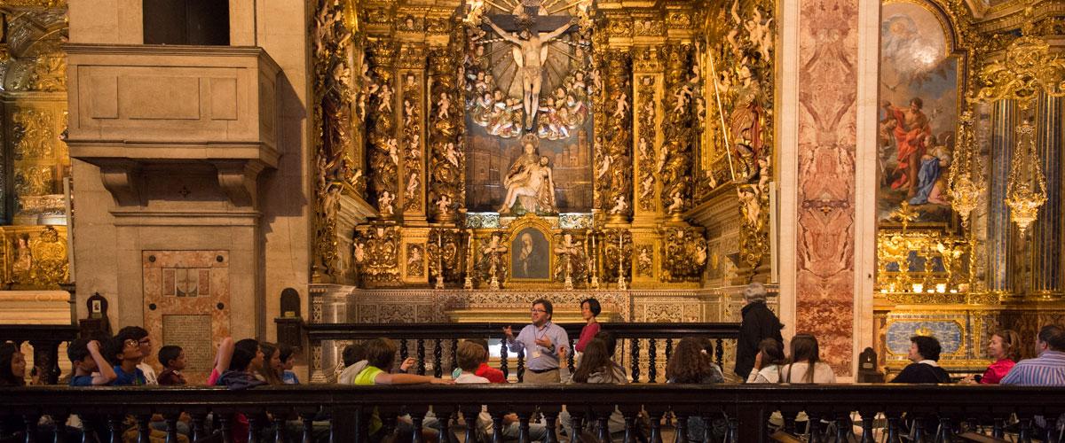 O Padre António Vieira e o Barroco em São Roque