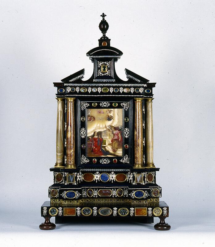 Cofre-relicário de São Francisco Xavier