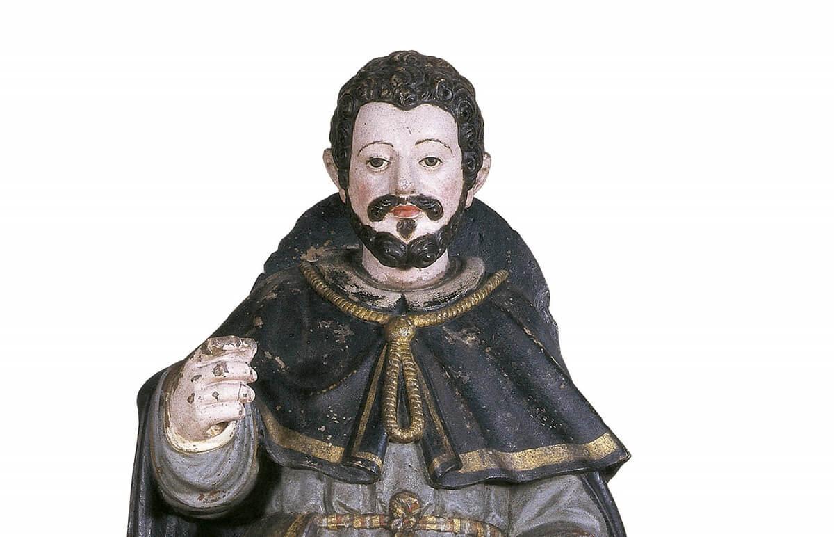Estátua quinhentista de São Roque